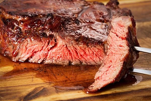 best pan-seared steak