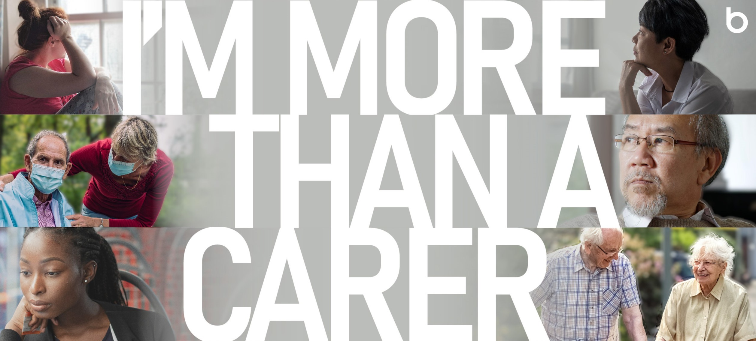 I'm more than a carer banner